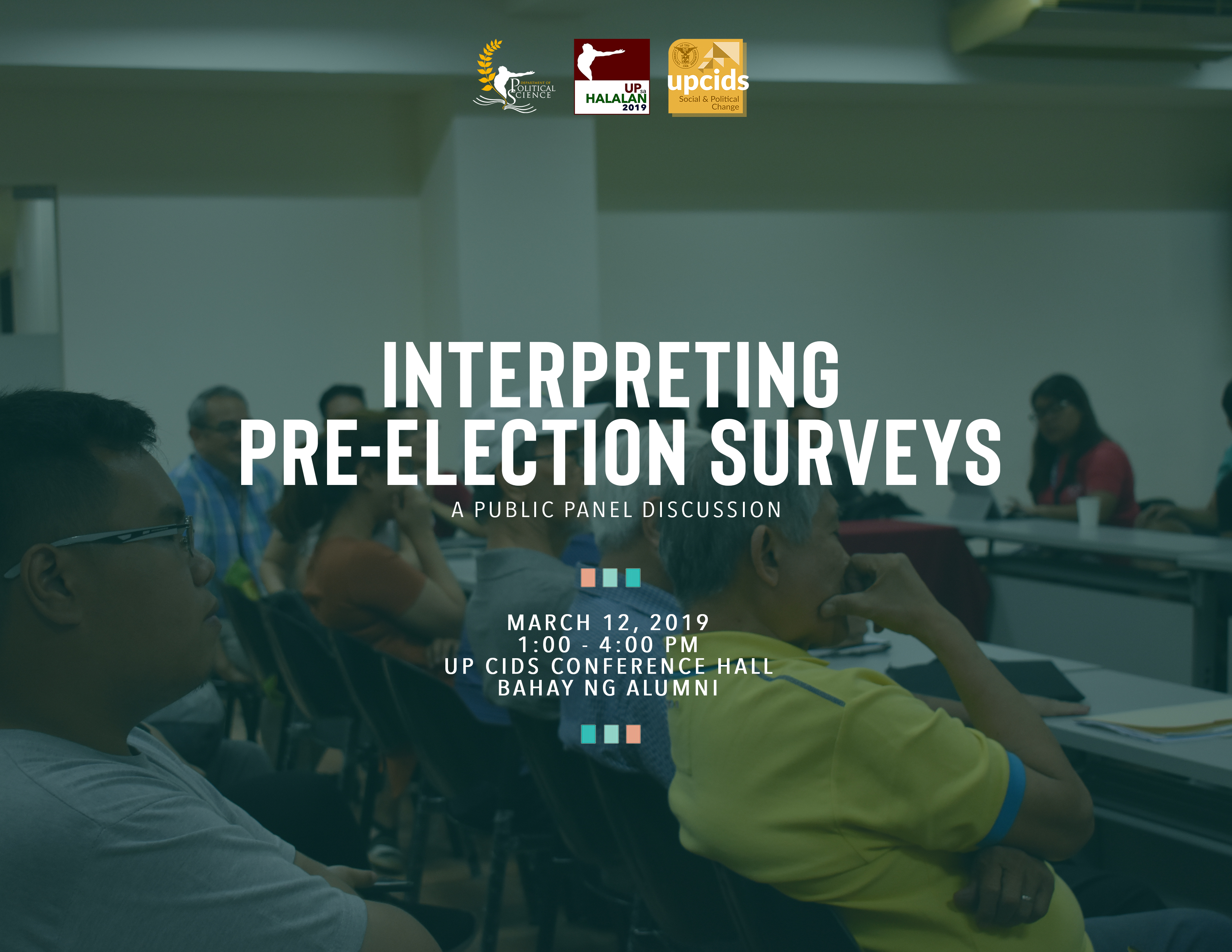 Interpreting Pre-Election Surveys: A Public Panel Discussion