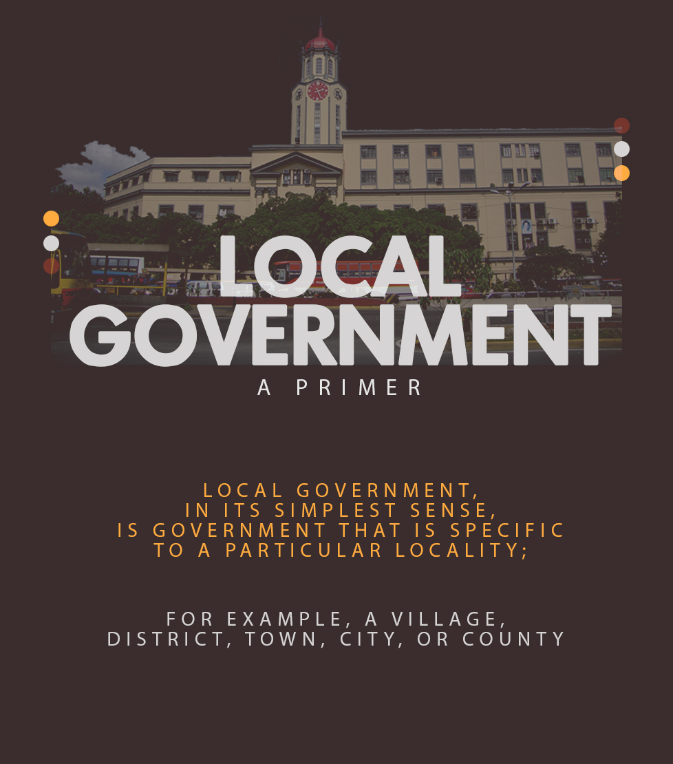 Local Governments in the Philippines