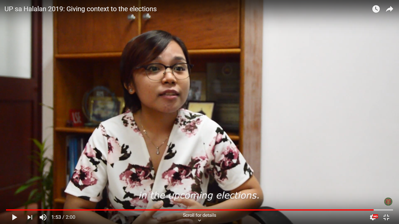 UP sa Halalan 2019: Giving context to the elections